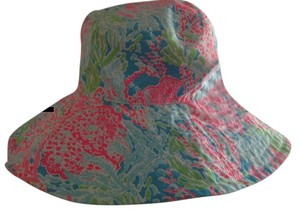 Lilly Pulitzer Vibrant Lilly Hat