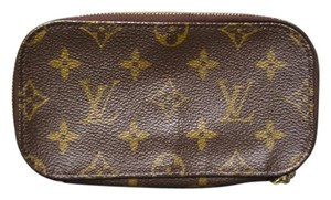 Louis Vuitton Louis Vuitton Monogram Canvas Trousse Blush PM Cosmetic Pouch