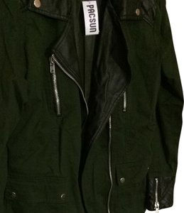 PacSun Green/black Jacket