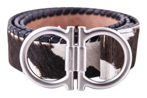 Salvatore Ferragamo Salvatore Ferragamo Double Gancini Belt Buckle 36 MENS
