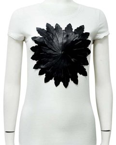 Gracia Top White/Black