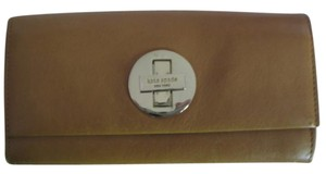 Kate Spade Kate Spade British Tan Continental Wallet