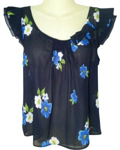 Hollister Top Floral