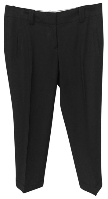 Ann Taylor LOFT Retail Cropped Pants In Marissa Fit Black Capris - 61% Off Retail well-wreapped