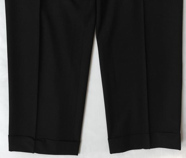 Ann Taylor LOFT Retail Versatile Smart Casual Work-appropriate Marissa Fit Capris Black Image 3