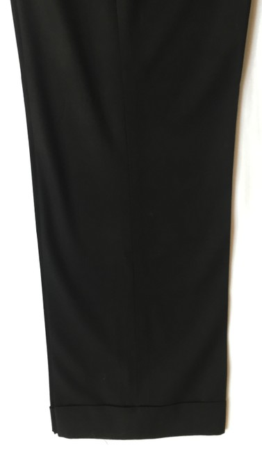 Ann Taylor LOFT Retail Versatile Smart Casual Work-appropriate Marissa Fit Capris Black Image 4