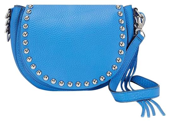 Preload https://item1.tradesy.com/images/rebecca-minkoff-unlined-saddle-blue-leather-cross-body-bag-15701905-0-1.jpg?width=440&height=440