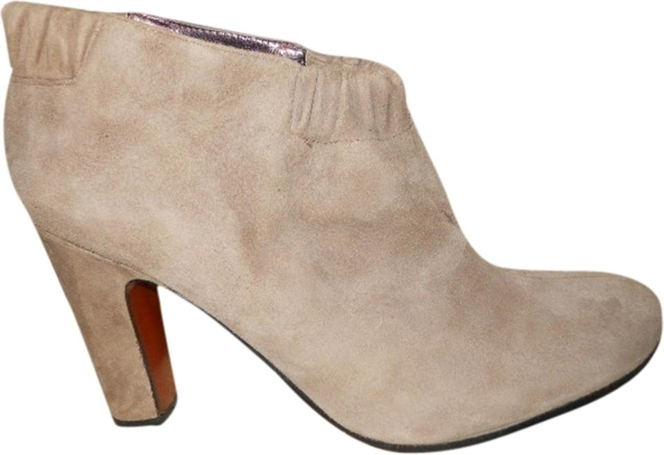 MISS Sam Edelman Boots/Booties Taupe
