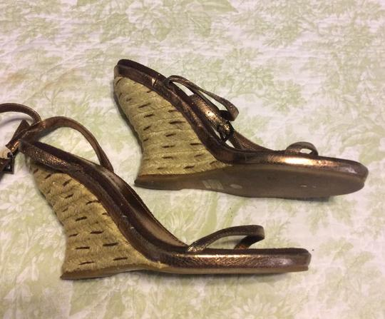 Christine & Kelly Copper Wedges