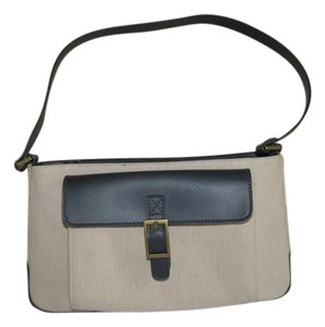 Etienne Aigner Zipper Shoulder Bag