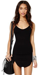 Nasty Gal short dress Black Bodycon on Tradesy