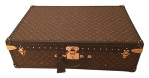 Louis Vuitton Monogram Black & Brown Travel Bag
