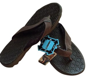 Skechers Chocolate Sandals