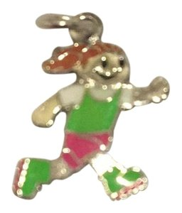 Other New Running Girl Charm Track Cross Country Red Green Run