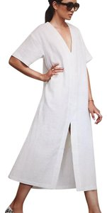 White Maxi Dress by Reformation