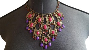 & Other Stories Bold Moroccan necklace