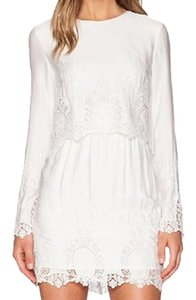 The Jetset Diaries short dress white on Tradesy
