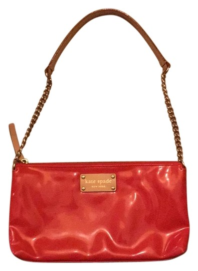 Preload https://img-static.tradesy.com/item/15703921/kate-spade-leather-red-patent-shoulder-bag-0-1-540-540.jpg