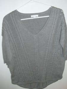 New York & Company Coverup Cozy Casual Sporty Sweater