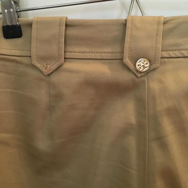 Tory Burch Bermuda Shorts Tan