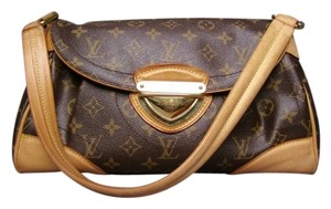 Louis Vuitton Monogram Canvas Beverly Beverly Mm Shoulder Bag