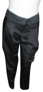 Elie Tahari Work Capri/Cropped Pants Black