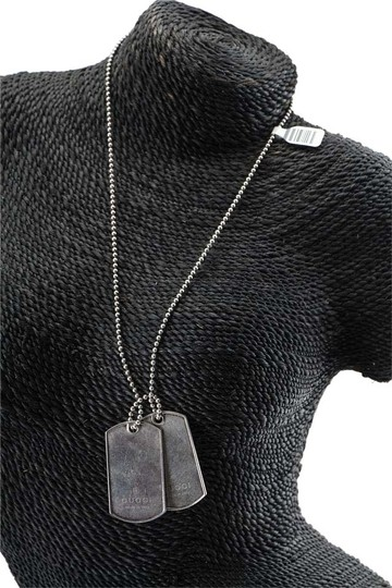 Preload https://img-static.tradesy.com/item/15705400/gucci-sterling-silver-double-dog-pendant-necklace-0-1-540-540.jpg