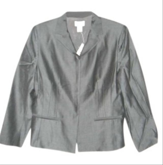 Ann Taylor LOFT Grey Jacket