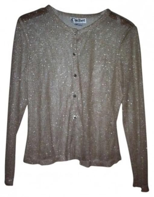 Preload https://item2.tradesy.com/images/cachet-gold-mesh-cardigan-size-14-l-15706-0-0.jpg?width=400&height=650