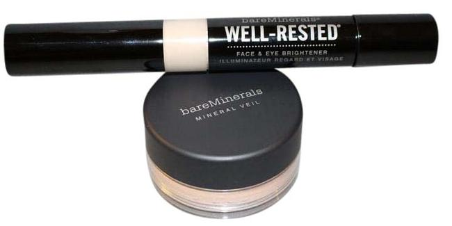 Item - Illuminating Well Rested Face and Eye Brightener with Mineral Veil