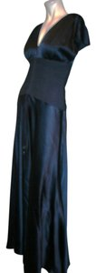 BLUE Maxi Dress by Aidan Mattox