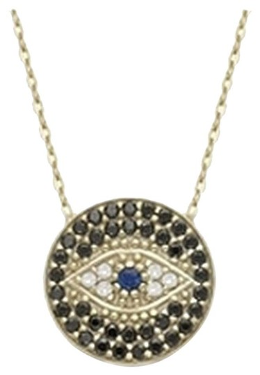 Preload https://img-static.tradesy.com/item/15706489/gold-plated-lucky-eyes-evil-eye-necklace-0-1-540-540.jpg