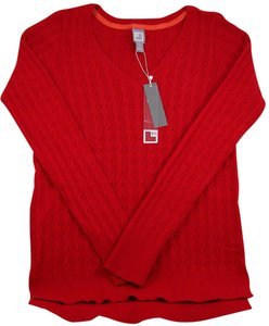 jcp Cabaret V-neck Petite Medium New With Tags Sweater