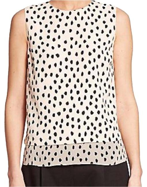 Preload https://item3.tradesy.com/images/kate-spade-pink-black-into-the-wild-blouse-size-4-s-15706687-0-1.jpg?width=400&height=650