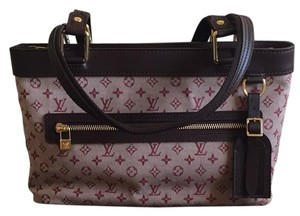 Louis Vuitton Tote in Cerise