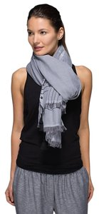 Lululemon Warrior Scarf Organic Cotton