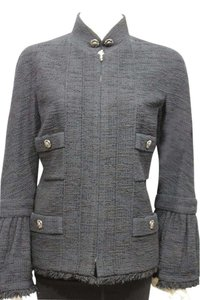 Chanel Women Women Military Jacket