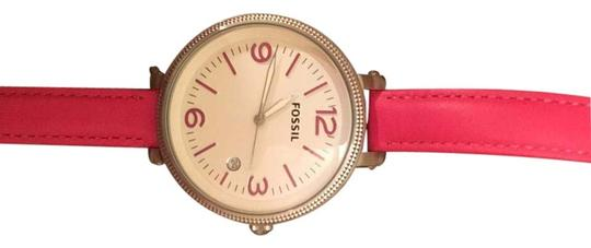 Preload https://item1.tradesy.com/images/fossil-pink-watch-15707080-0-1.jpg?width=440&height=440