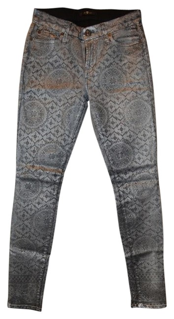 Preload https://item3.tradesy.com/images/7-for-all-mankind-gray-silver-and-black-coated-skinny-jeans-size-27-4-s-15707302-0-1.jpg?width=400&height=650