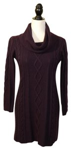 Cynthia Rowley Comfy Sweater Wool Dress