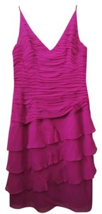 Kay Unger Polyester Sleeveless Dress