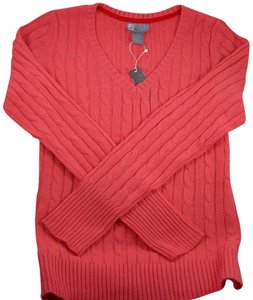 jcp V-neck New With Tags Size Large Sweater