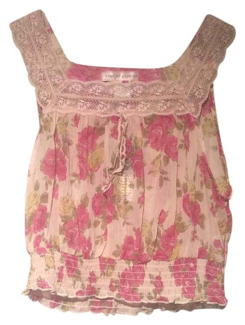 Preload https://item2.tradesy.com/images/urban-outfitters-peach-31595572-tank-topcami-size-8-m-15707656-0-2.jpg?width=400&height=650