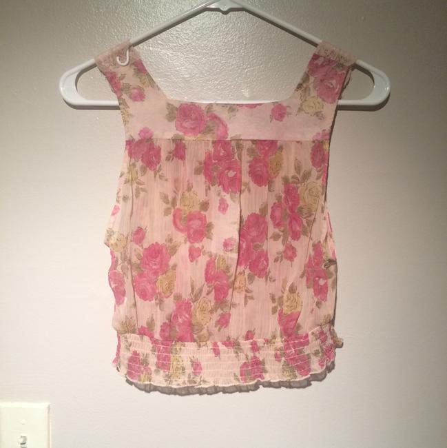 Urban Outfitters Top Peach