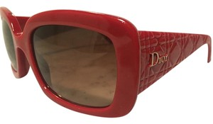 Dior Red Dior Lady Sunglasses