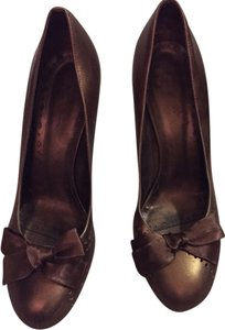 BCBGeneration Bronze Pumps