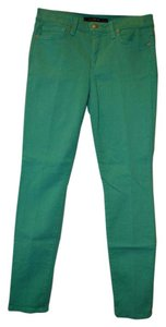 JOE'S Jeans Joes Denim Stretch Skinny Pants Green