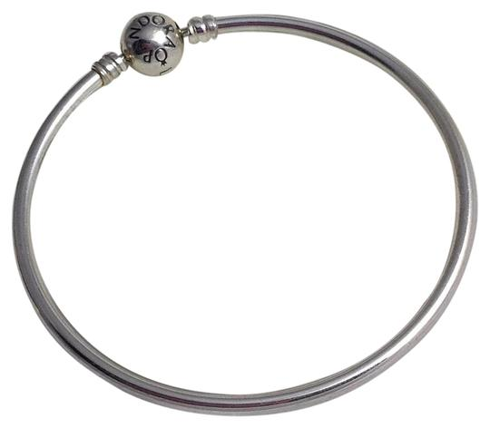 PANDORA AUTHENTIC PANDORA BRACELET- 2 1/2 DIAMETER