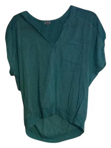 Splendid T Shirt Aqua/teal