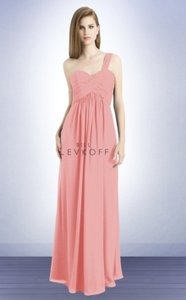 Bill Levkoff Coral 736 Dress